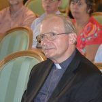 Slovenian Military Bishop at AMI Conference in Rome