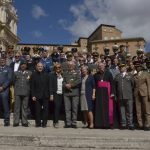 AMI delegates in Saint Peter square