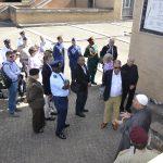 AMI delegates visit Mosque in Rome