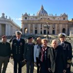 Apostolat Militaire International in Saint Peter's square