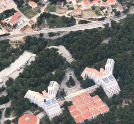 A view of Hotel Medena Trogir - Split - Croatia