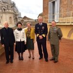 Apostolat militaire international with Dott.ssa Fermina Alvares