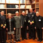 Meeting with Apostolat militaire international