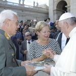 AMI with Pope Francis