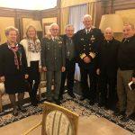 Meeting with Apostolat militaire international