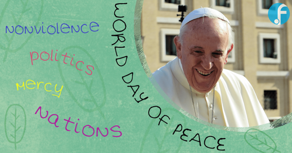 Message for the 50th World Day of Peace of Pope Francis