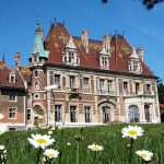 Castle of Reichenau an der rax